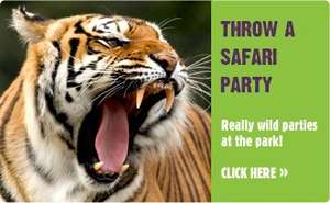 Family Stay, Holiday Inn Express (Liverpool) includes 2x Children's Tickets to Knowsley Safari Park £49.00 @ Amazon local