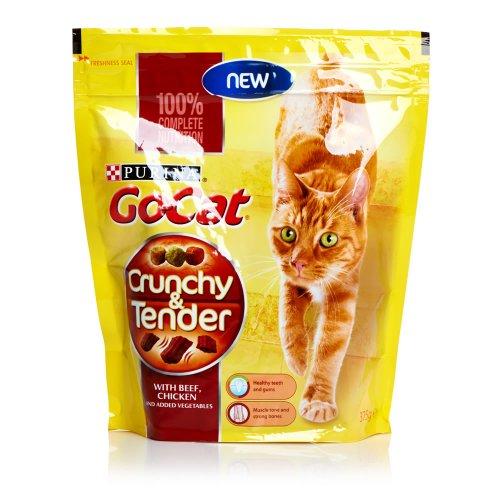 Free Sample of Go-Cat - Crunchy & Tender