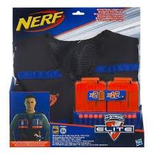 Nerf N Strike Elite Tactical Vest £13.50 @ Asda direct (£30 everywhere else!)