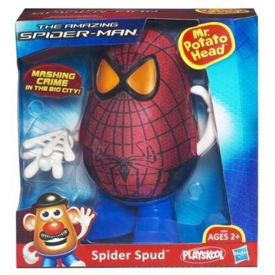 Mr Potato Head...Spiderman Spud, Sainsburys - £3.89 instore
