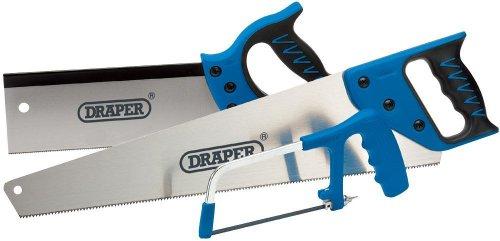 Draper 3 piece soft grip saw set £9.99 @ Countrywide Farmers instore
