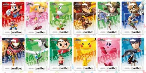 Amiibo pre-orders @ Nintendo Store UK/GAMEdigital - £10.99