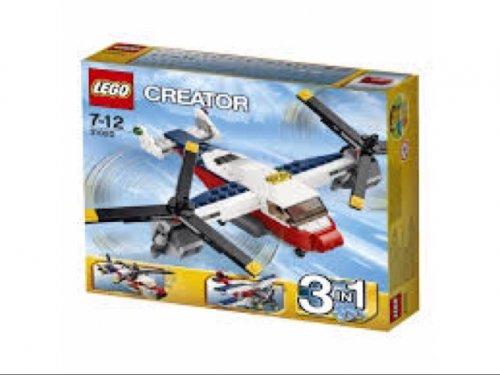 Lego Creator Twinblade Adventures Instore @ Sainsburys £3.90