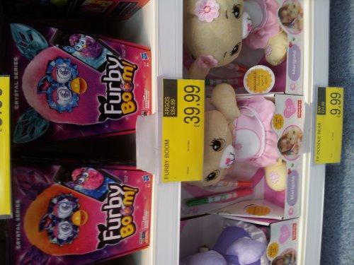 Furby Boom - £39.99 instore @ B&M
