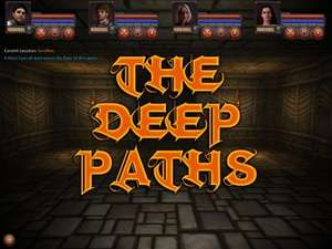 The Deep Paths for PC and/or Mac for 10 AUD (around £5.70 for December 2015 release) @ Kickstarter
