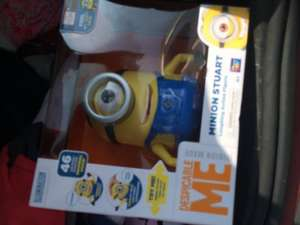 Minion Laughing stuart £7.50 @ Tesco in store