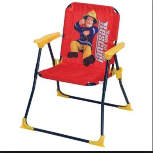 Fireman sam patio chair £2.25 @ Tesco instore