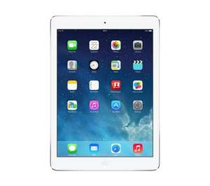 Apple iPad Air 16gb Silver Refurb £299 @ Currys