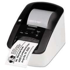 Brother Latest QL-700 Label Printer cheapest online for £60 + brother official £30 Cashback bringing it to £30 for Printer @ ComWales
