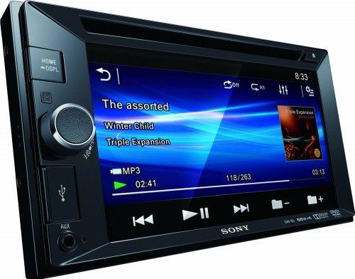 "Sony XAV-65 6.2"" Multimedia System Double Din Car Stereo £135 @ Halfords"