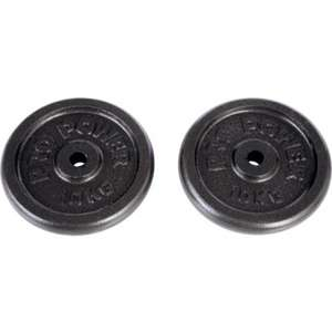 Pro fitness cast iron weight discs 6 x 10KG only £48.97 at Argos