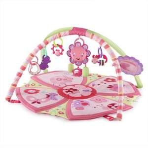 Bright Starts Pretty Giggle Garden Activity Gym (Pink) £19.99 + FREE Delivery @ AMAZON