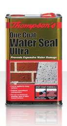 B&Q THOMPSONS ONE COAT WATERSEAL ULTRA 5 LITRE CAN - £20 instore