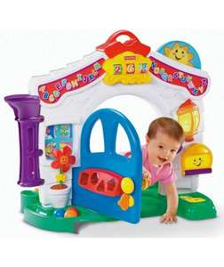 Fisher-Price Laugh & Learn Learning House £ 54.99 was £ 99.99 Argos