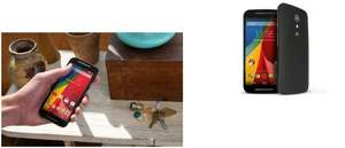 "Motorola Moto G 5"" (8GB, Dual Sim, Black) in stock at Expansys £149.99 inc"