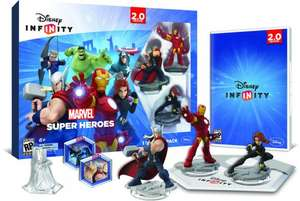 Pre Order - Disney Infinity 2.0 Marvels Starter Pack ( with free nick fury, hawkeye or iron fist character) PS3/XBOX 360/ WII U  £42.00 Delivered ( WITH CODE)  or PS4/XBOX One for £47.00 Delivered (WITH CODE) @ Tesco Direct