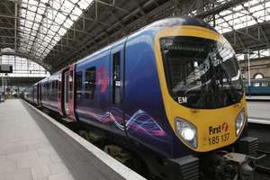 FREE train travel for under 16s on all trains today (Sat 6th Sept) @ TransPennine Express with a paying adult