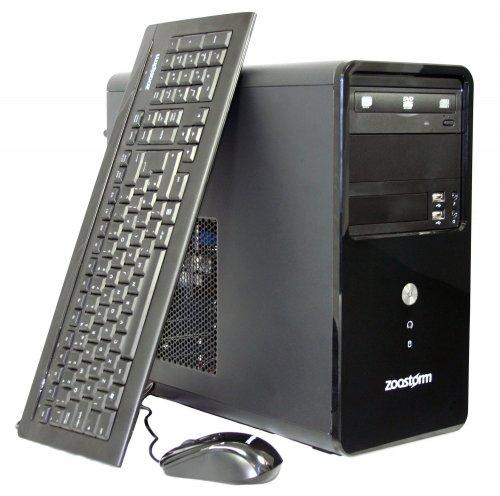 Zoostorm 7877-0314 Business Desktop PC (Intel Core i7-3770 3.9GHz Processor, 16GB DDR3 RAM, 1TB HDD, DVD-RW, USB 2.0, 1x DVI-D, 1x VGA, Intel HD Graphics, Windows 7 Professional) - AMAZON - £353.90