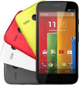 Moto G 8gb 2013 no 4g model on Tesco Mobile £59.00  Instore