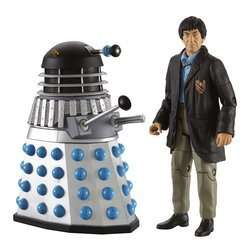 Doctor Who Twin Pack - Second Doctor and Dalek £9.96 in store @ toysrus