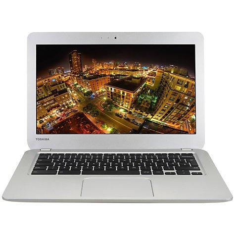 """Toshiba 13.3"""" Chromebook - £199.95 @ JohnLewis.com"""