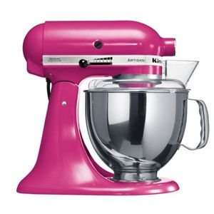 Kitchenaid Artisan Mixer in Cranberry Pink £332.10 @ Debenhams