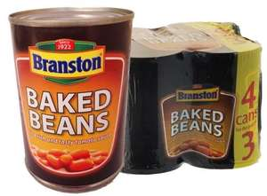 Branston Beans @ PAK Supermarket 4 for £1
