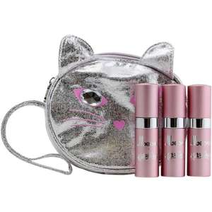 Katy Perry Purr/Meow Gift Set 3x15ml Purse Spray + Purse £4.99 @ B&M