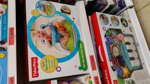 Fisherprice Sit me up floor seat £26.65 @ Sainsbury's in store