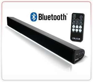 Celcus Soundbar with Bluetooth - £29.99 - Sainsburys (Instore)