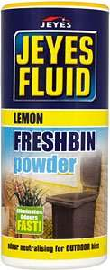Jeyes Fluid Freshbin Powder £1.99 @ Aldi