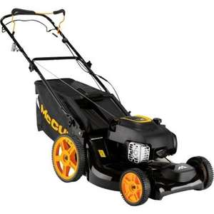 McCulloch Lawnmower M51-140WF Self Propelled Petrol Rotary Lawn Mower Homebase £339.99 down to £229.99 @ Homebase