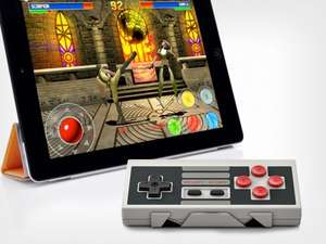 NES Style ios/android/windows Bluetooth/USB game controller - £19 inc free shipping instead of over £40 at Joystiq