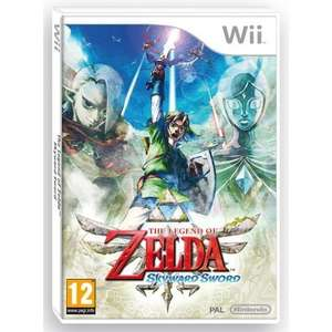The Legend of Zelda: Skyward Sword (Wii / playable on Wii U)  @ Argos - £9.99