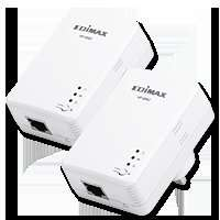 Edimax 600mbps twinpack @ £24.99 and Pass-through twinpack @ £29.99 from Broadbandbuyer