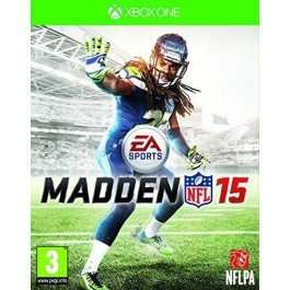 Madden NFL 15 Xbox One £32.29 with fb code @ cdkeys.com