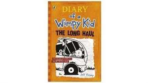 Good Morning Britian #Take10 Minutes to read to your Child Diary of Wimpy Kid Book Giveaway