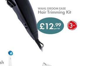WAHL GROOM EASE Hair Trimming Kit £12.99 @ Lidl