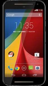 MOTO G 2014 (Latest Model) SIM Free £139.99 @ Mobile Phones Direct (Confirmed as Dual SIM version)