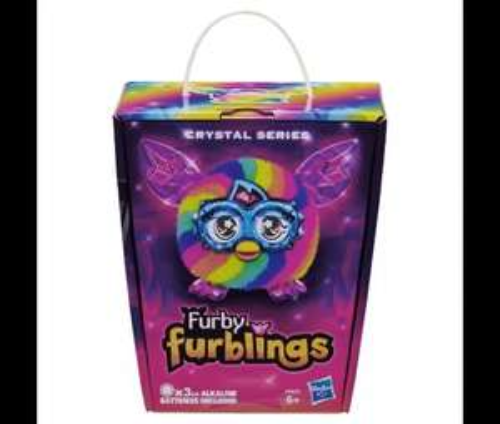 Furby furblings crystal range £3.75 @ Tesco instore