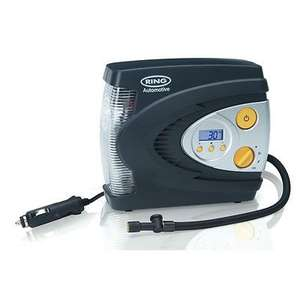 Ring RAC630 Digital Tyre Compressor with LED light £21.45 @ jjcdirect (eBay)