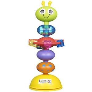 Lamaze Bendy Bug Highchair Toy £5.50 @ Amazon (Free delivery £10 spend / Prime)