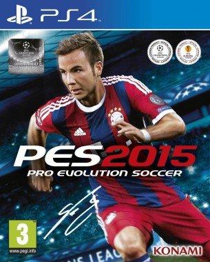 PES 2015 PS4 & XBOXONE £34.75 @ Gameseek