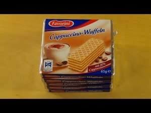 12 pack milk chocolate & hazelnut wafers 250g £1.49 @ lidl