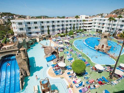 JET2HOLIDAYS.COM - Pirates Village Santa Ponsa, Majorca AI 14NTS £1192 for a family of 3