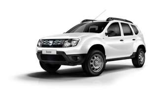Dacia Duster available at 0% interest - £9495.00