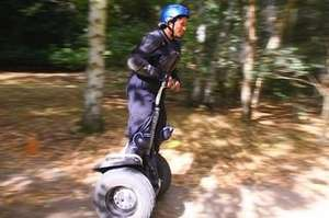 1 hour Off-Road Segway Experience (9 locations) £16.00 @ Groupon (Segrally)