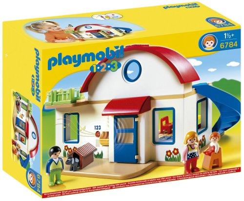 Playmobil 6784 123 Suburban House at Argos Online ( Free Postage) - £26.24