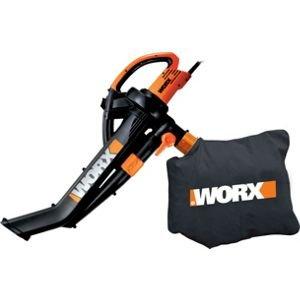 Worx WG501E 3000W Trivac Blower for £63.99 @ Homebase