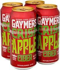 Gaymers Apple Crisp pack of 12 £4.99 @ B&M